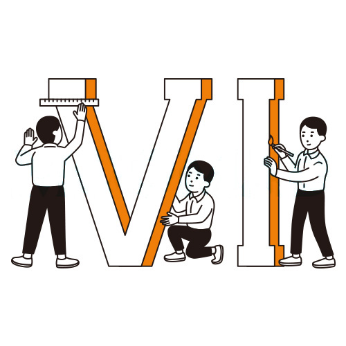 定制的才称得上Logo与VI设计