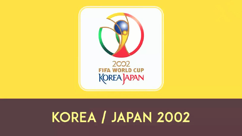 2002年韩日世界杯LOGO
