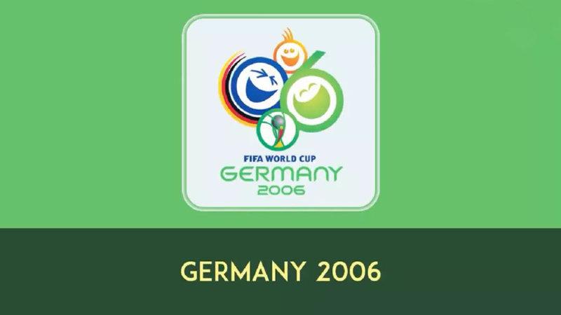 2006年德国世界杯LOGO