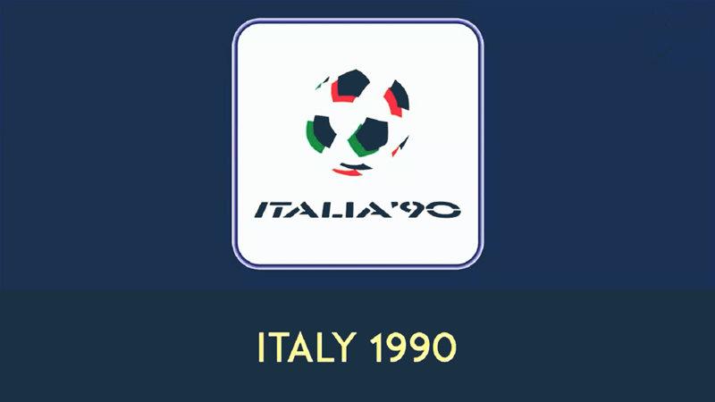 1990年意大利世界杯LOGO