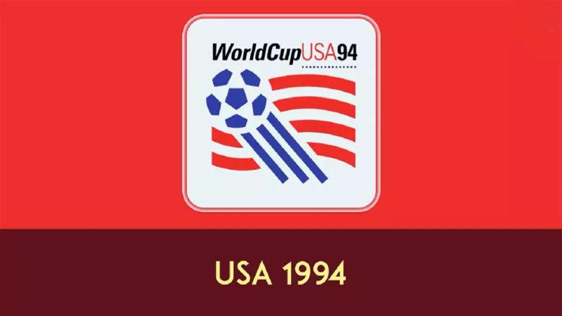 1994年美国世界杯LOGO