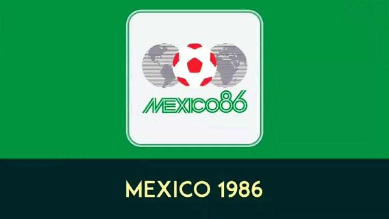 1986年墨西哥世界杯LOGO