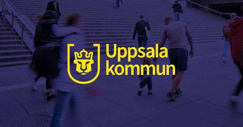 瑞典城市乌普萨拉LOGO