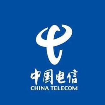 中国电信LOGO含义及标志设计理念分析说明