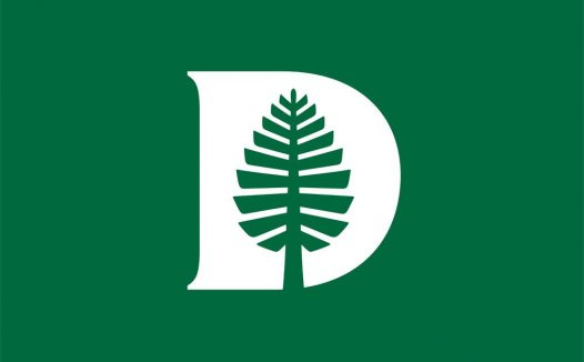 世界顶尖学府达特茅斯学院更新LOGO和形象设计