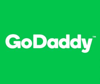 全球知名域名及网站托管服务商GoDaddy(狗爹)LOGO升级