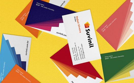 巴西知名装饰涂料品牌Suvinil更新LOGO 展现生活新篇章