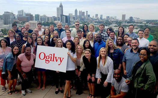 广告巨头奥美(Ogilvy)更换全新LOGO 并宣布品牌重组