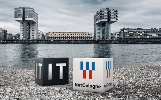 德国区域网络运营商NetCologne升级LOGO 强化品牌形象