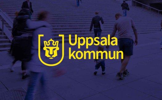 瑞典城市乌普萨拉全新LOGO设计亮相 适应数字化环境
