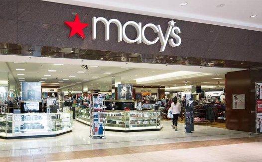 连锁百货公司梅西百货(Macy's)品牌重塑 启用新LOGO设计
