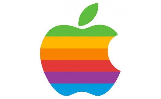 【苹果LOGO含义】苹果公司标志设计创意理念说明及由来