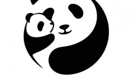成都大熊猫繁育研究基地LOGO含义及标志设计灵感