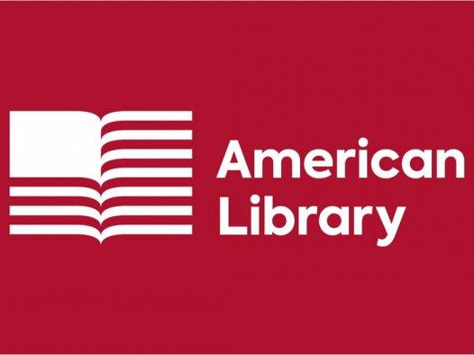 美国图书馆LOGO设计 标志设计的经典之作